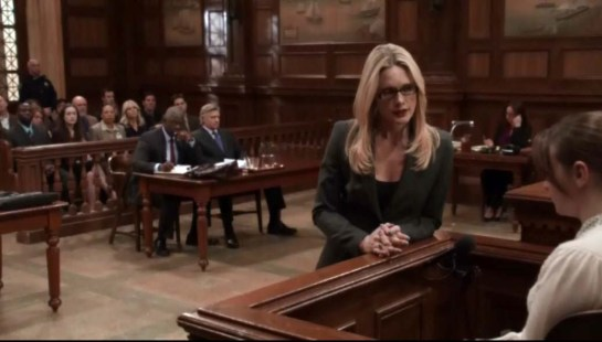 Law & order SVU Spiraling Down stephanie march andre braugher treat williams 2