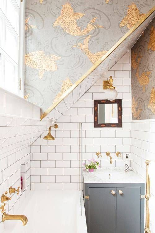 Gorgeous Bathroom Wallpaper Ideas with Best 25 Bathroom Wallpaper Ideas On  Home Decor Half Bathroom