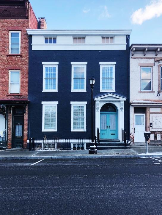 TGA_Hudson Turquoise Door