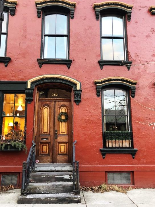 TGA_Red House Hudson