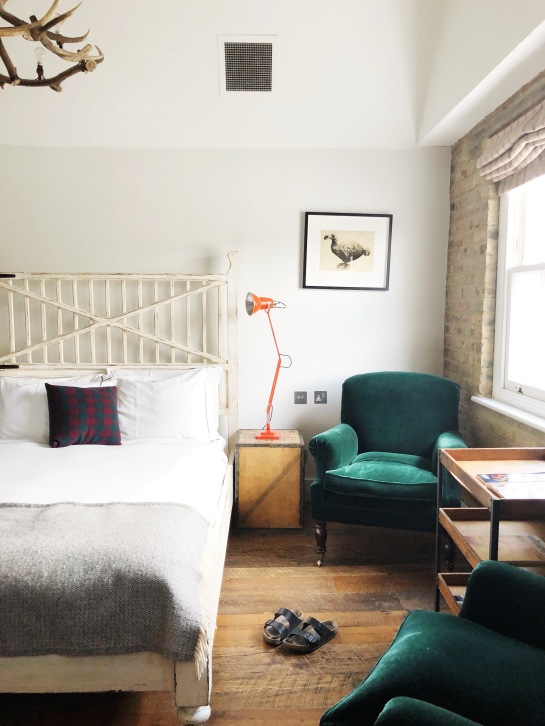 TGA_Artists Residence Loft Hotel London