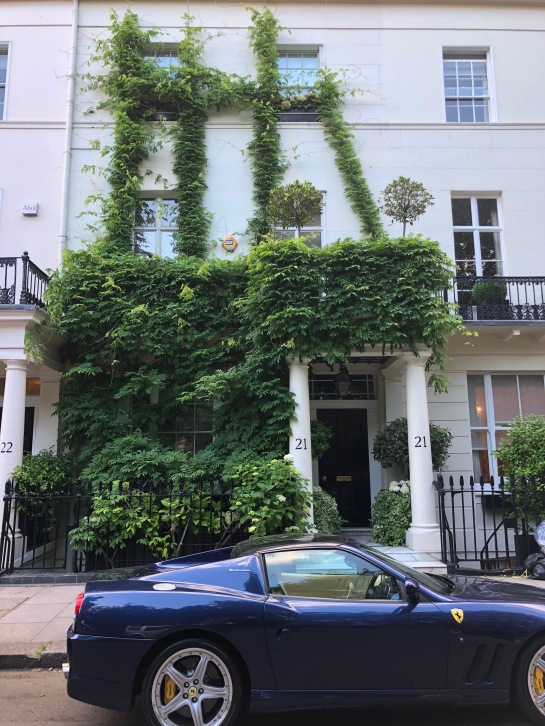 TGA_Ivy Covered Home Pimlico London