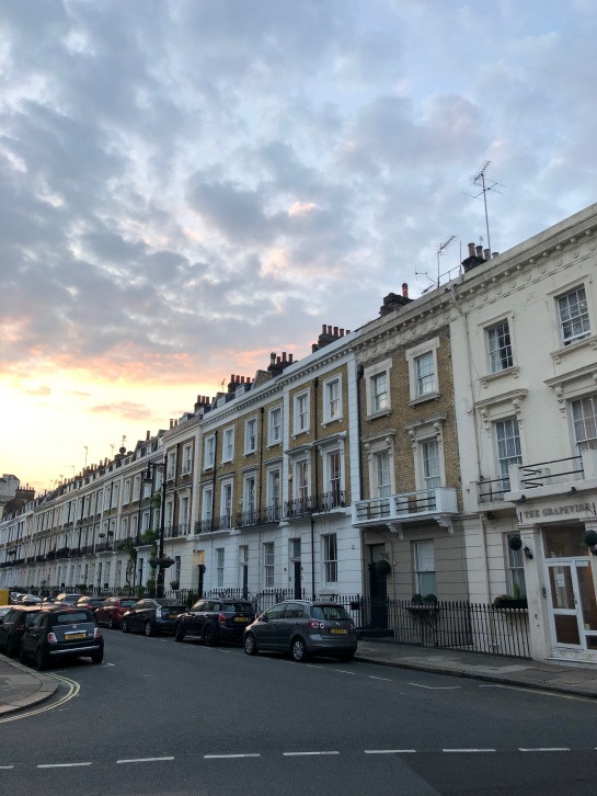 TGA_Pimlico Sunset London