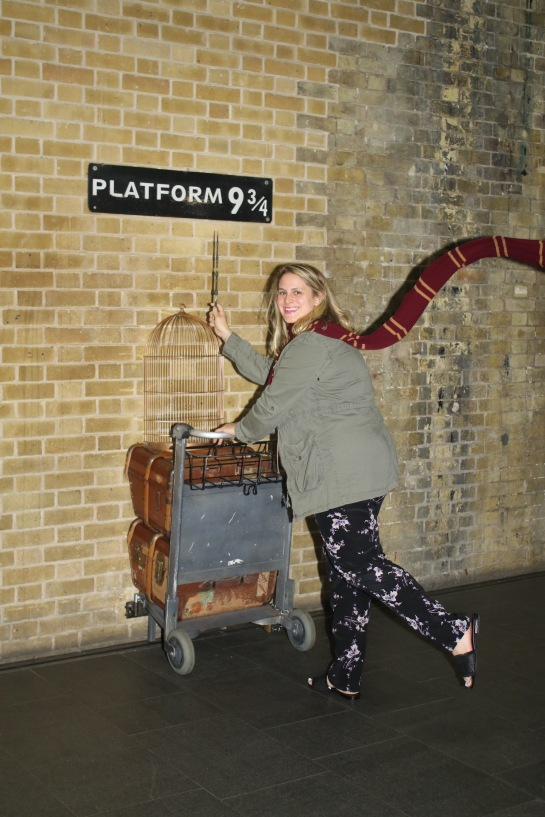 TGA_Platform 9 3:4 Kings Cross Harry Potter