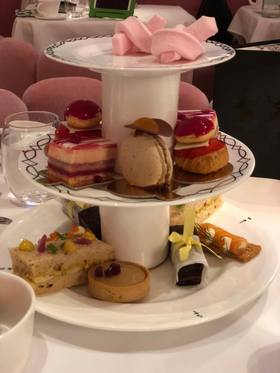 TGA_Sketch London High Tea Food