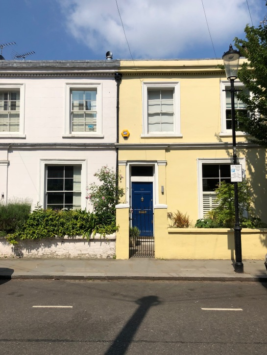TGA_Yellow House Notting Hill London