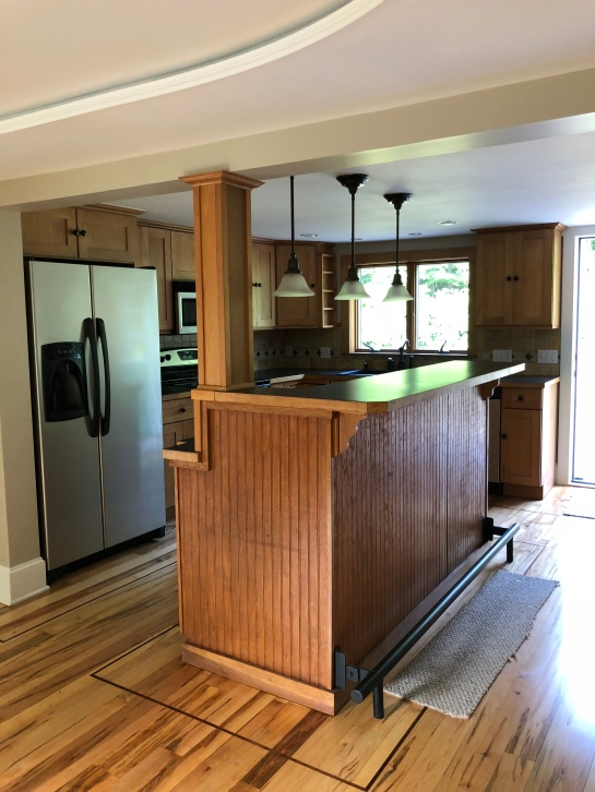 Garner Cape_Kitchen Island